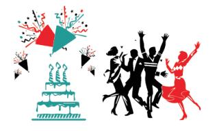 BIRTHDAYS & FESTIVAL CELEBRATIONS