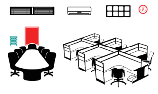 WELL STRUCTURED OFFICE
